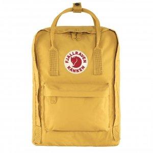 """Fjallraven Kanken Laptop 13"""" Rugzak ochre backpack"""