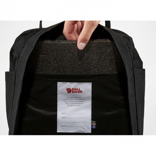 """Fjallraven Kanken Laptop 13"""" Rugzak rowan red backpack van Vinylon"""