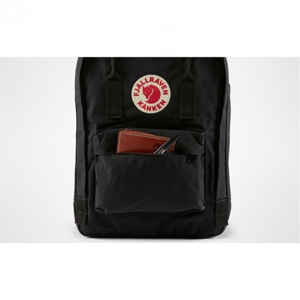 "Fjallraven Kanken Laptop 13"" Rugzak rowan red backpack"