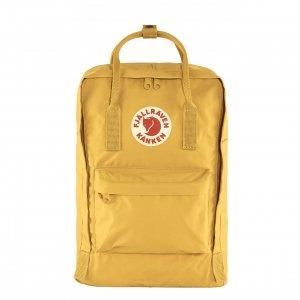 """Fjallraven Kanken Laptop 15"""" Rugzak ochre backpack"""