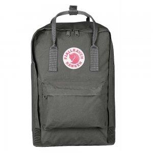 """Fjallraven Kanken Laptop 15"""" Rugzak super grey backpack"""