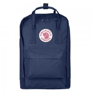 Fjallraven Kanken Laptop 15'' Rugzak royal blue backpack