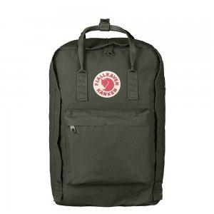 """Fjallraven Kanken Laptop 17"""" Rugzak deep forest backpack"""