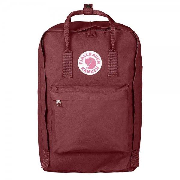 """Fjallraven Kanken Laptop 17"""" Rugzak ox red backpack"""