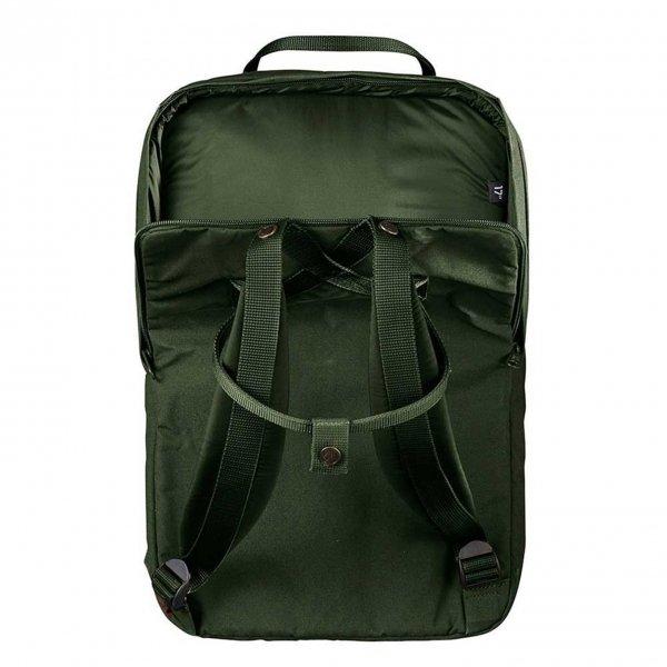 """Fjallraven Kanken Laptop 17"""" Rugzak rowan red backpack van Vinylon"""