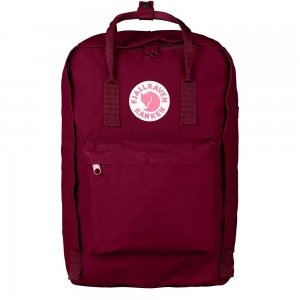 Fjallraven Kanken Laptop 17'' Rugzak plum backpack