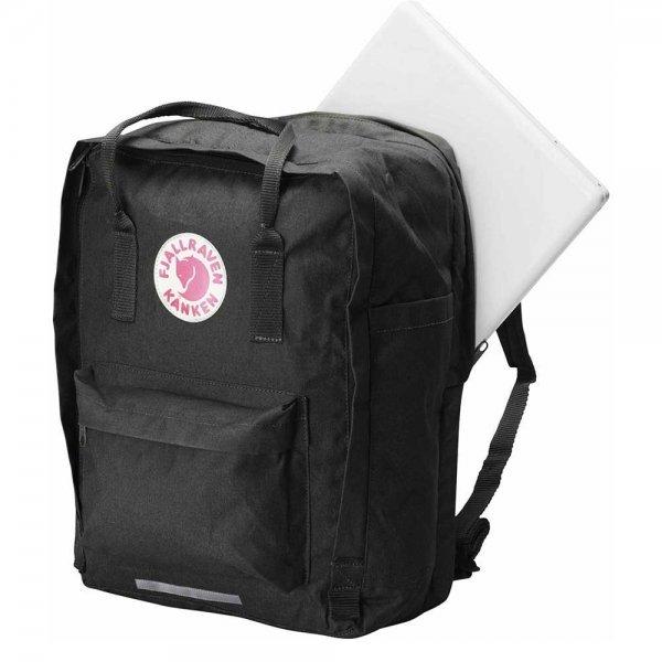 Fjallraven Kanken Laptop 17'' Rugzak super grey backpack van Vinylon