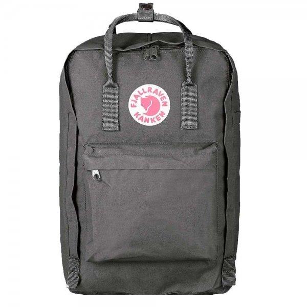 Fjallraven Kanken Laptop 17'' Rugzak super grey backpack