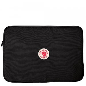 Fjallraven Kanken Laptop Case 15 black Laptopsleeve