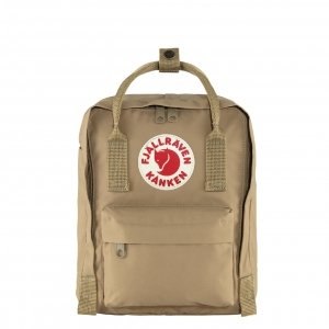 Fjallraven Kanken Mini Rugzak clay