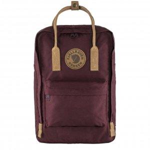 "Fjallraven Kanken No. 2 Laptop 15"" Rugzak dark garnet backpack"