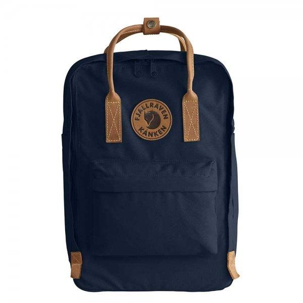 """Fjallraven Kanken No. 2 Laptop 15"""" Rugzak navy backpack"""
