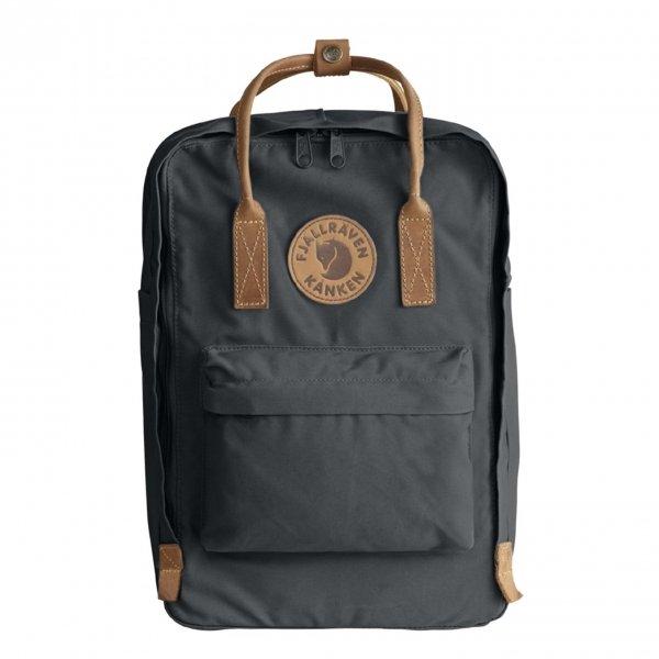 """Fjallraven Kanken No. 2 Laptop 15"""" Rugzak super grey backpack"""