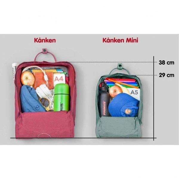 Fjallraven Kanken Rugzak clay backpack