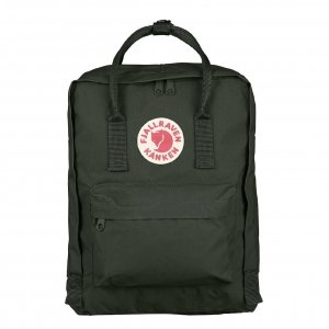 Fjallraven Kanken Rugzak deep forest backpack