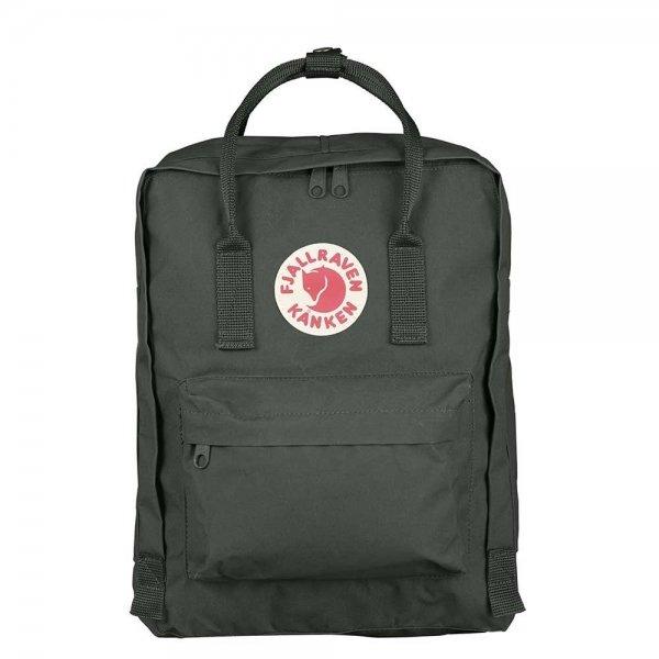 Fjallraven Kanken Rugzak forest green backpack