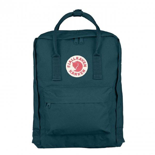 Fjallraven Kanken Rugzak glacier green backpack