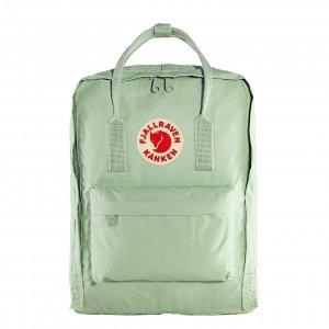 Fjallraven Kanken Rugzak mint green backpack