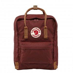 Fjallraven Kanken Rugzak ox red / goose eye backpack