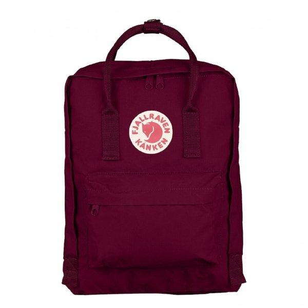Fjallraven Kanken Rugzak plum backpack