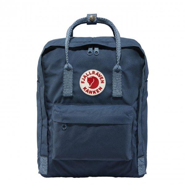 Fjallraven Kanken Rugzak royal blue / goose eye backpack