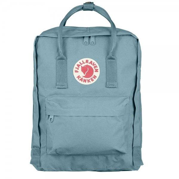 Fjallraven Kanken Rugzak sky blue backpack