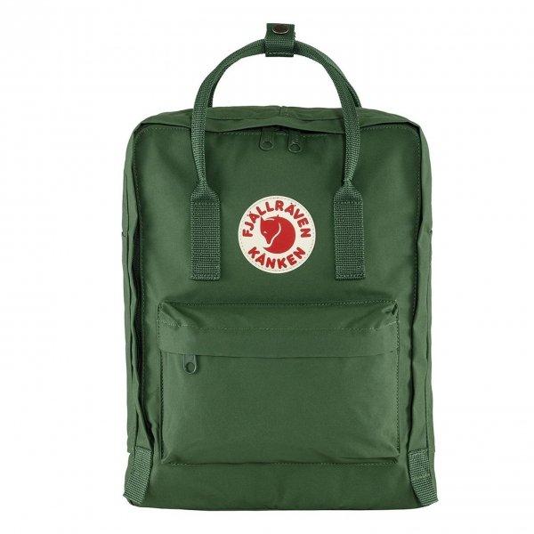 Fjallraven Kanken Rugzak spruce green backpack