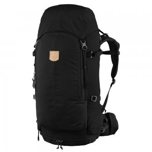 Fjallraven Keb 52 black black backpack