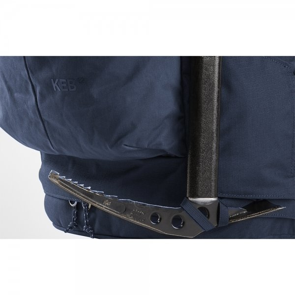 Fjallraven Keb 52 storm-dark navy backpack van Nylon