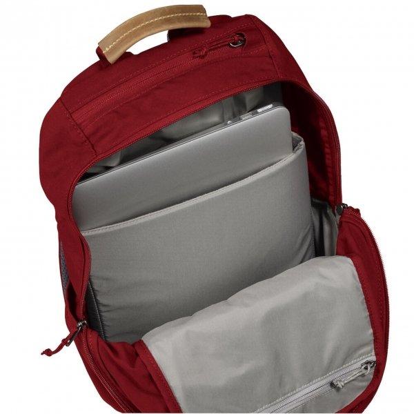 Fjallraven Raven 20L black backpack van Vinylon