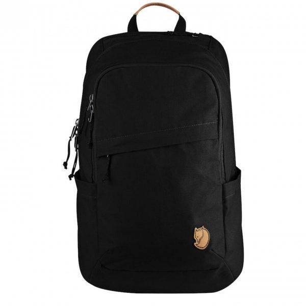 Fjallraven Raven 20L black backpack