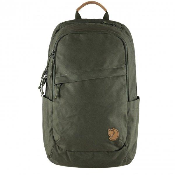Fjallraven Raven 20L deep forest backpack