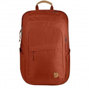 Fjallraven Raven 28 cabin red backpack