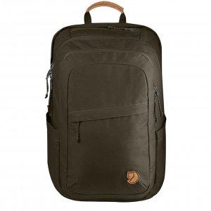 Fjallraven Raven 28 dark olive backpack
