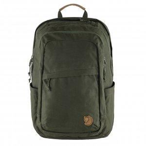 Fjallraven Raven 28 deep forest backpack