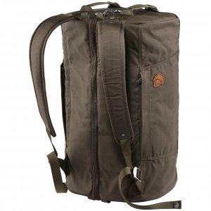 Fjallraven Splitpack Backpack / Duffel dark olive Weekendtas