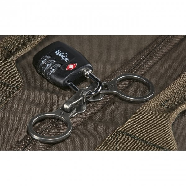 Fjallraven Splitpack Backpack / Duffel navy Weekendtas van Polyester