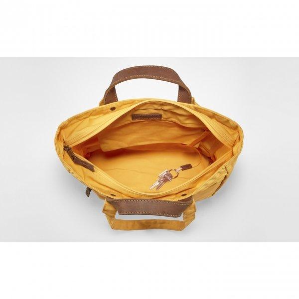 Fjallraven Totepack No. 1 Shopper acorn Damestas van Polyester