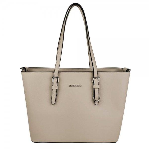 Flora & Co Bags Shopper beige cream Damestas
