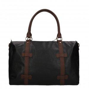 Flora & Co Bags Weekendtas black Weekendtas