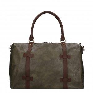 Flora & Co Bags Weekendtas khaki Weekendtas