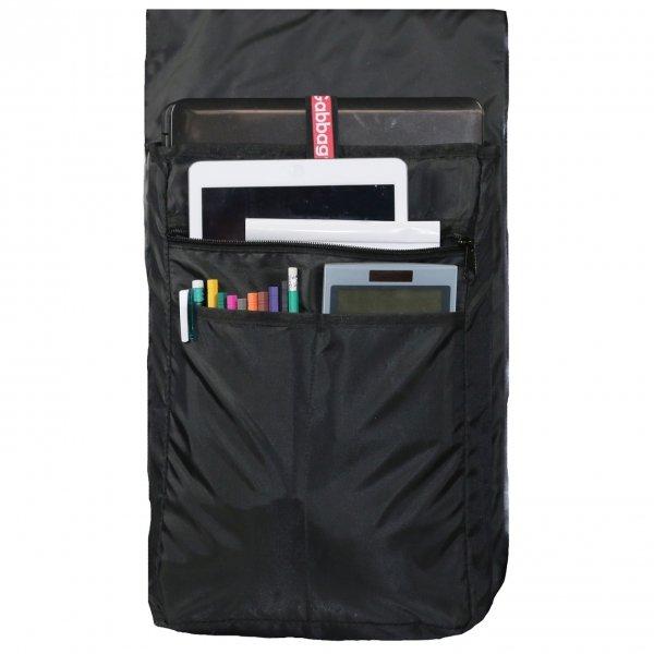 Gabbag The Original Bag zwart backpack van Nylon