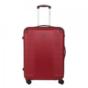 Gabol Balance Trolley Medium 66 red Harde Koffer