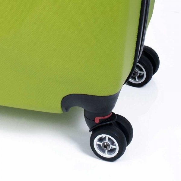 Gabol Line Trolley Medium 68 pistachio green Harde Koffer