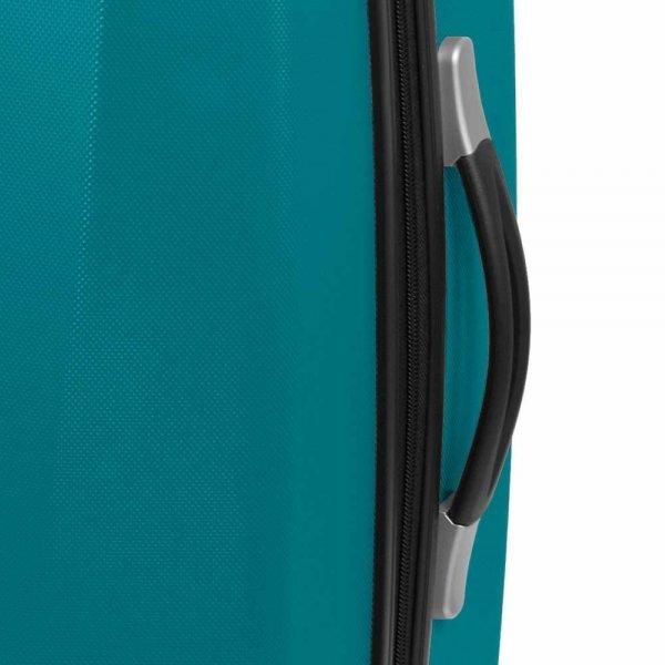 Gabol Line Trolley Medium 68 turquoise Harde Koffer