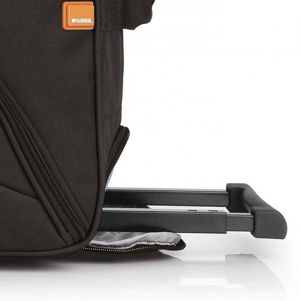 Gabol Week Reistas S brown Handbagage koffer Trolley van Polyester