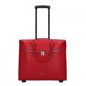 Gigi Fratelli Romance Lady Business Trolley 15.6'' red Zakelijke koffer