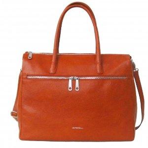 "Gigi Fratelli Romance Lady businessbag 15"" orange"