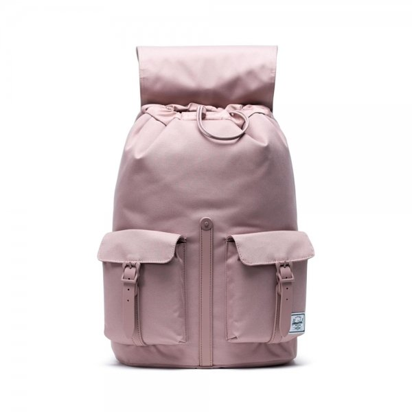 Herschel Supply Co. Dawson Rugzak ash rose backpack van Polyester