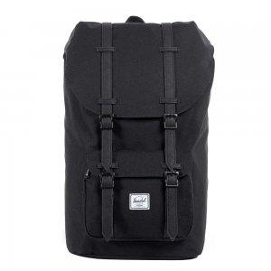 Herschel Supply Co. Little America Rugzak black/black backpack
